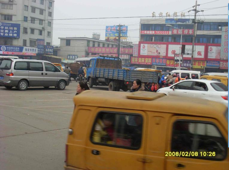 湘潭/鸭子:这就是载人发指的湘潭县县城的跑跑和牛头岭26车队汽车...