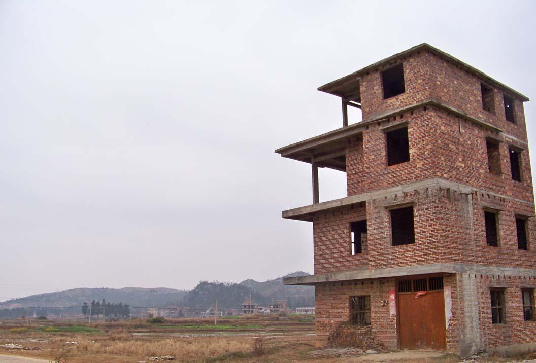 自建房门口设计