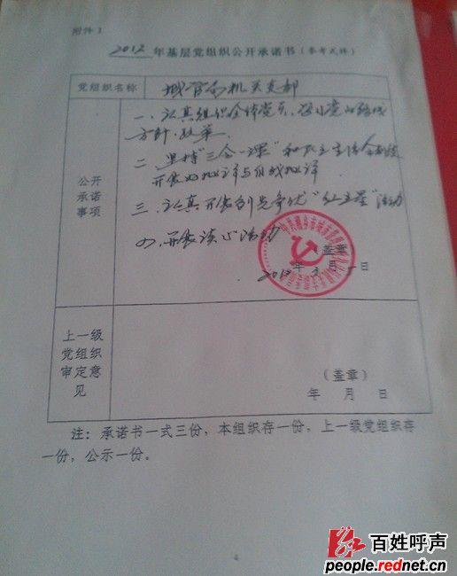 【申请评定伤残等级人员承诺书】