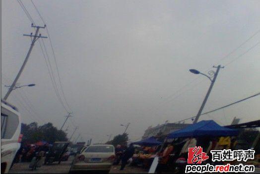 长沙县黄江公路黄兴镇段