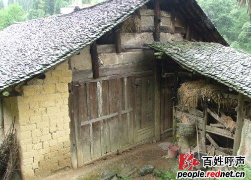 这样上百年的木房子太危险了