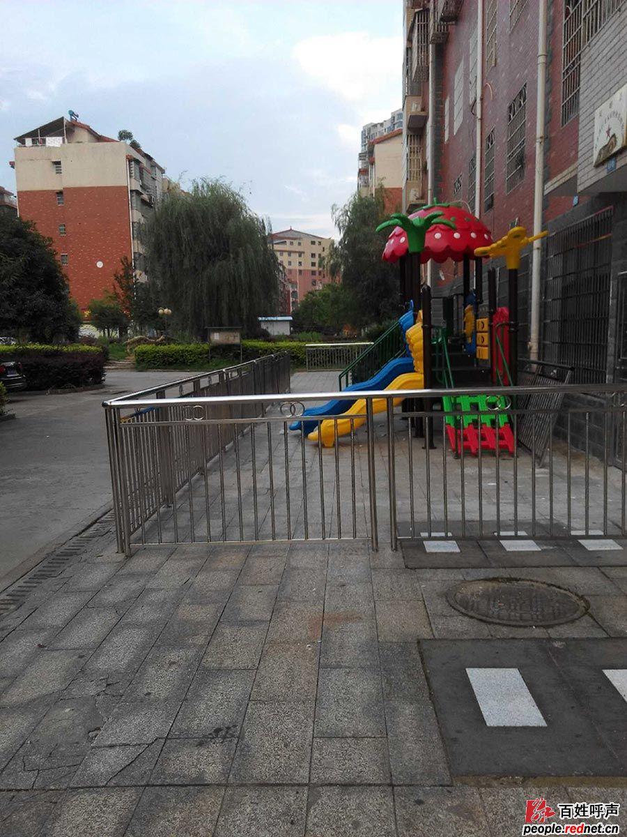 安全隐患的幼儿园