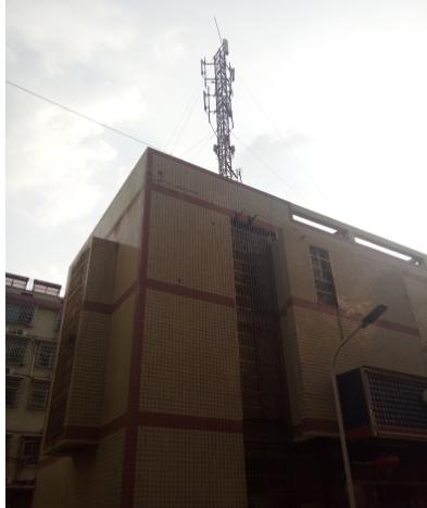 中国联通,中国移动,中国电信信号塔高度一般在45以上