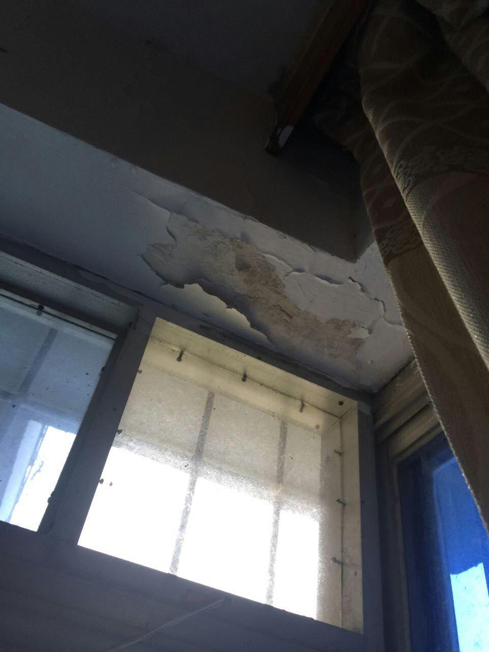 长沙陈家湖社区房屋漏雨-图