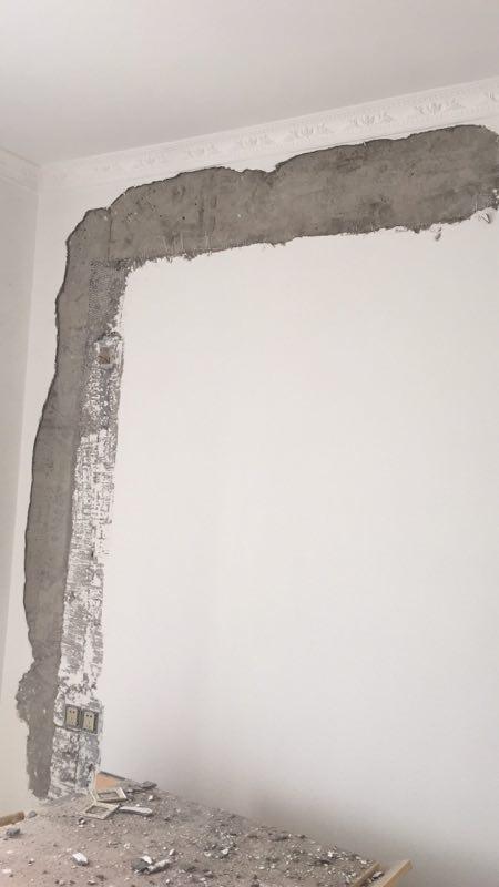永州莱茵河畔小区房屋开裂 开发商拒不负责-图